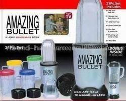 Sterling Nutri Blender for Kitchen Nutri Blender Mixer Grinder & Chopper Smoothie Maker Blender (Combo 21 Pcs Set)