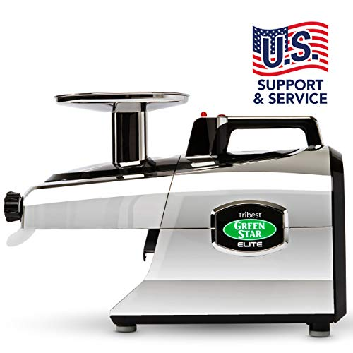 Tribest GSE-5050 Greenstar Elite Cold Press Complete...