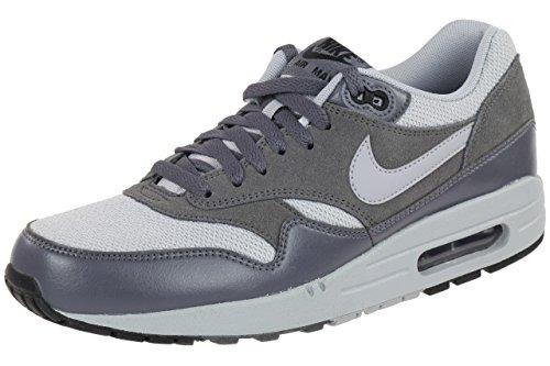 Nike 537383 019 Air Max 1 Essential Herren Sportschuhe - Running Mehrfarbig (Wolf Grey/Wolf Grey Dark Grey) 40