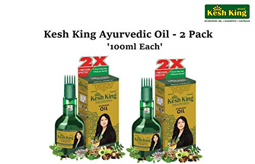 Kesh King Hair Oil - 100ml + 20% Extra (Pack of 2)(Ship from India)