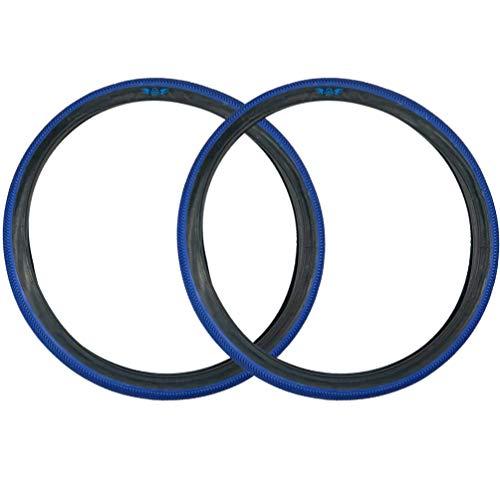 SE Bikes Speedster 29 x 2.1 BMX Street OEM Replacement Wire Bead Dirt Road Bike Tire Pair (Blue)