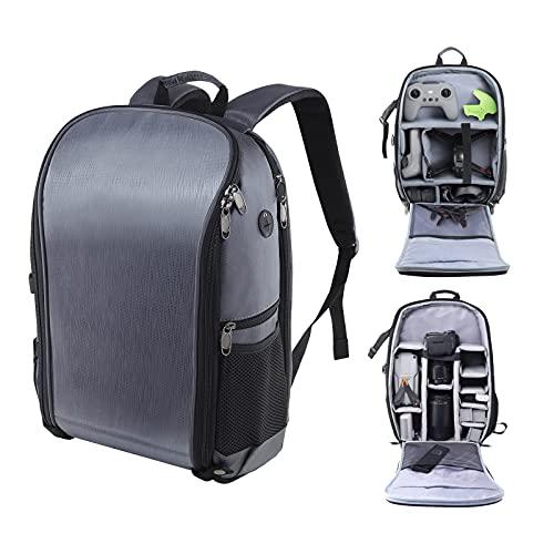 Zaino portaoggetti per droni DJI FPV e accessori, custodia multifunzione con scomparto compatibile anche con Mini 2, Mavic Pro e tutti i tipi di fotocamere, SLR, computer portatili.