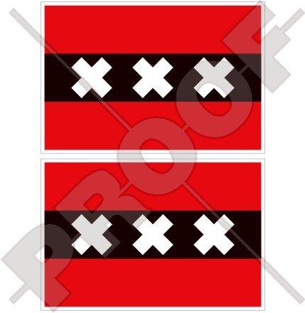AMSTERDAM Vlag Nederland, Noord-Holland, Nederland 3