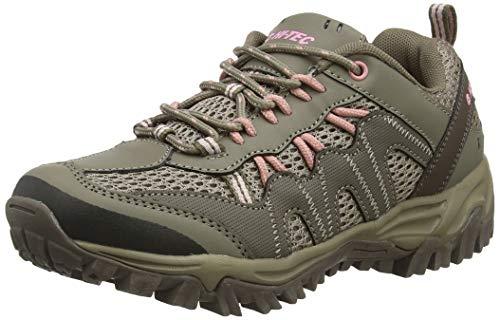 Hi-Tec Jaguar Womens, Zapatillas de Senderismo para Mujer