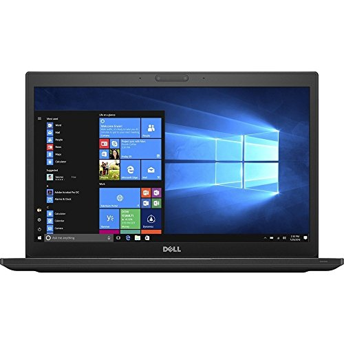 Dell Latitude 7480 Business-Class Laptop | 14.0 inch FHD Touch Display | Intel Core 7th Generation i7-7600 | 16 GB DDR4 | 512 GB PCIe M.2 NVMe SSD | Windows 10 Pro (Renewed)