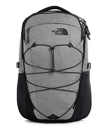 The North Face Borealis, Zinc Grey Dark Heather/TNF Black, OS