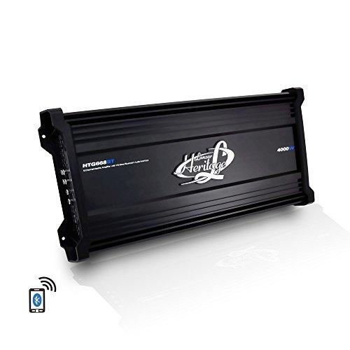 Lanzar Amplifier Car Audio, 4,00...