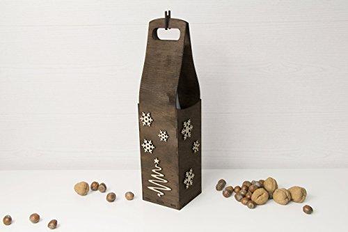 Champagne Box Geschenk - Wein Box - Geschenkbox Champagner - Office Weihnachtsgeschenk - Weihnachtsgeschenk Chef - Weihnachtsfeier - Weihnachten für Chef