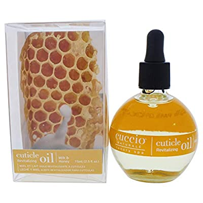 Milk & Honey Cuticle Oil 73ml (2.5oz) from Cuccio