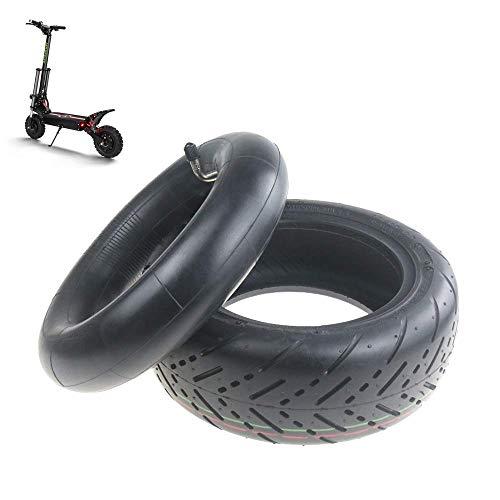 DBSCD Pneus de Scooter électrique, pneus pneumatiques antidérapants 90/65-6.5 de 11 Pouces,...