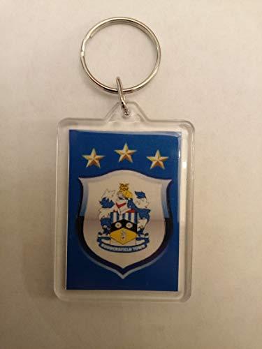 Huddersfield Town FC Football Key Ring