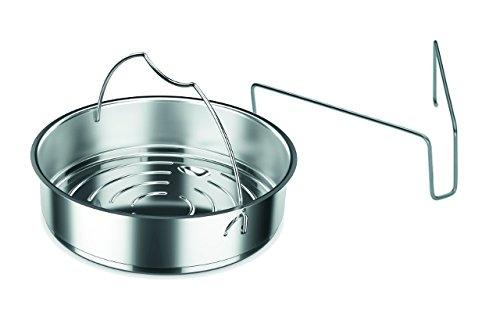 Fissler 610-300-00-820/0 Einsatz ungelocht 22 cm mit Dreibein