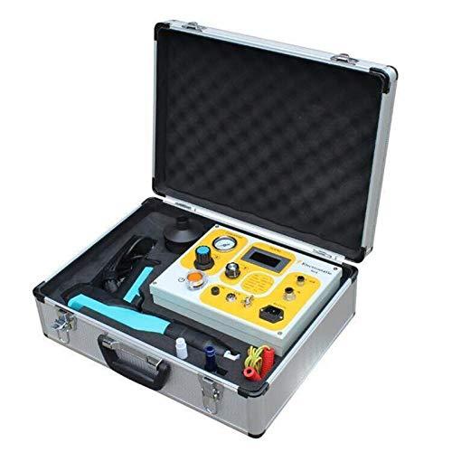 lifebea Spruzzatore di Vernice Portatile di verniciatura a polvere test macchina di prova elettrostatica Powder Coating Experiment System vernice spray 100kv