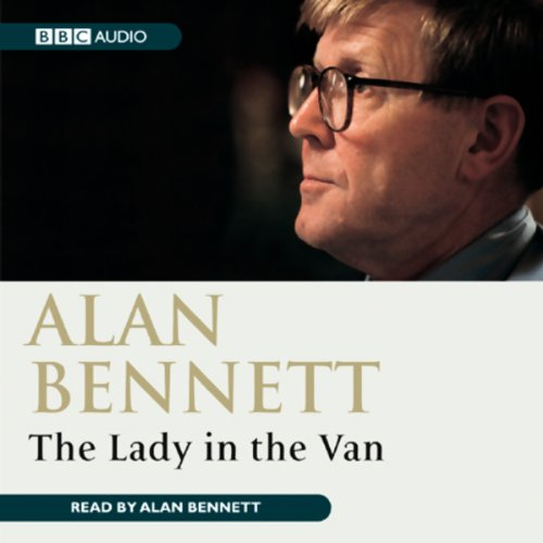 Lady in the Van audiobook cover art