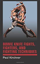 bowie knife fighting techniques
