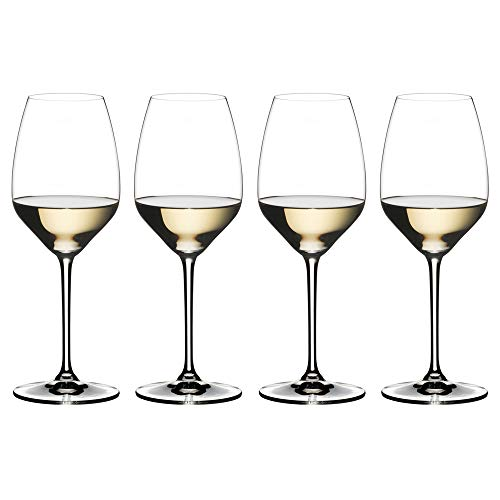 Riedel Extreme Riesling Wine Glass, Set of 4, Clear
