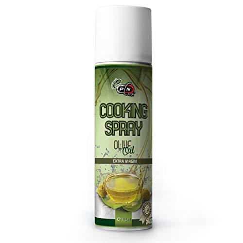 Pure Nutrition Kochspray Cooking Spray 1er pack x 300ml bis zu 1000 Portionen Kalorienarm Diätetische Abnehmen Low Calories and Fat (Extra Virgin Olive Oil)