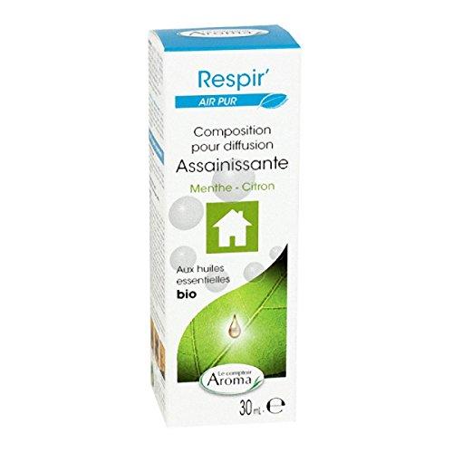 Le Comptoir Aroma Respir' Air Pur Menthe Citron 30 ml