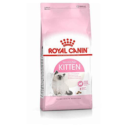 ROYAL CANIN Kitten Secco Gatto kg. 2 - Mangimi Secchi per Gatti Crocchette