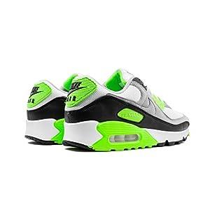 Nike Mens AIR MAX 90 CW5458 100 Lime (Numeric_10)