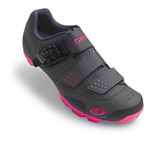 Giro Manta R Damen MTB Schuhe schwarz/pink 2019: Größe: 39