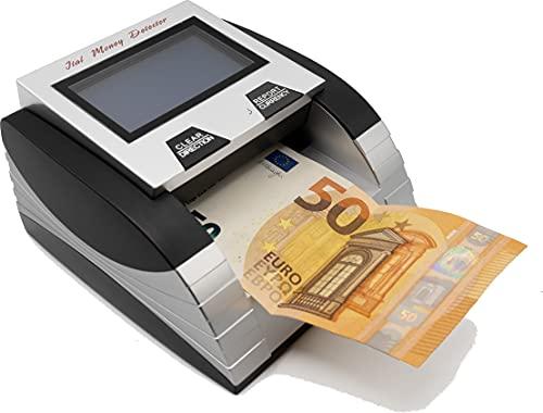 Rilevatore Verificatore Banconote False Aggiornabile 100% Affidabilità