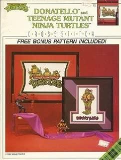 Best tmnt cross stitch pattern Reviews