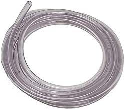 Sealproof Unreinforced PVC 1/4-Inch-ID x 3/8-Inch OD Food Grade Clear Vinyl Tubing, 10 FT,