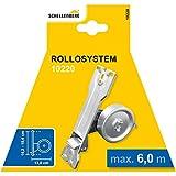 Schellenberg 10220enrollador de integrado para correas de...