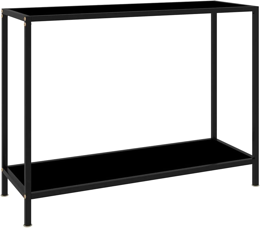 Console Sofa Table with 1 Brand new Shelf Open Furniture Home Industrial Cheap sale