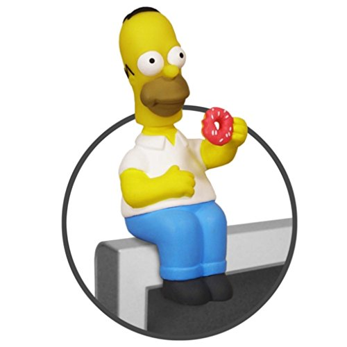 SIMPSONS :HOMER 'Computer Sitter' bobble-head
