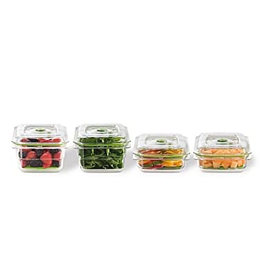 FoodSaver Fresh 6-Piece Container Set in Clear