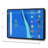 VOVIPO Protector de pantalla Premium 9H Dureza 2.5D Cristal Templado Borde Redondo Protector de Pantalla para Lenovo Tab M10 HD (2ª Gen) 10.1 TB-X306F.TB-X306X)
