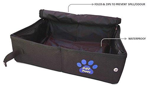 Petpeppy.com Portable Cat Litter Carrier