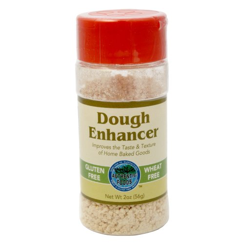 Authentic Foods Dough Enhancer, 2 Ounce