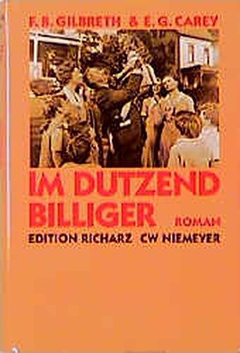 Im Dutzend billiger (Edition Richarz im Verlag C W Niemeyer. Grossdruckreihe / Bücher in grosser Schrift)
