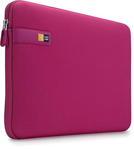 "Case-Logic LAPS-113 Sleeve in Neoprene per MacBook e Laptop da 13.3"", Rosa"