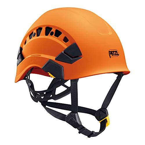 Petzl Unisex-Adult ORANGE A010CA04 Vertex Vent Helmet, one Size