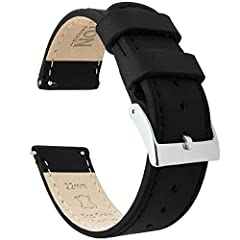 SWAP IN SECONDS: See 'Special Offers' on this page for seller specific discounts on multi-band purchases. Buy multiple and swap daily to compliment your wardrobe or mix and match with BARTON's silicone quick release bands to take your timepiece from ...