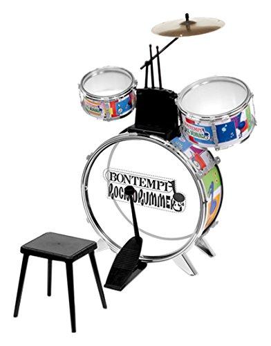 Schlagzeug m. Hocker Bontempi