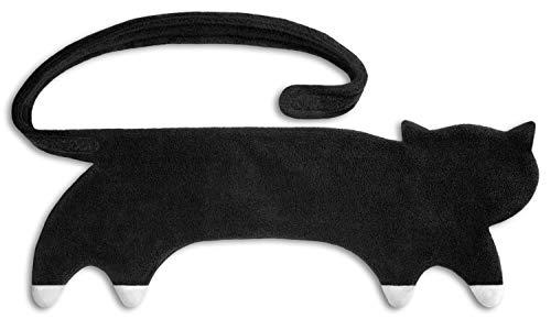 Leschi COUSSIN CHAUFFANT soulage les maux de dos et de ventre/bouillote pour micro-ondes/coussin en...