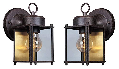 Designers Fountain Value Collection Wall Lanterns