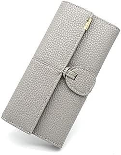 Phone Pocket Luxury Wallets Women for Leather Clutch Long Hasp Woman Wallet Female Purse Card Holder