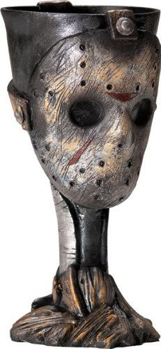 Rubie's Friday The 13th Jason Voorhees Drinking Party Goblet