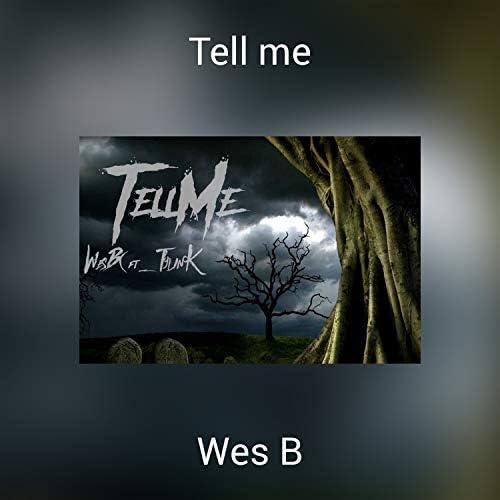 Wes B feat. Tylin K