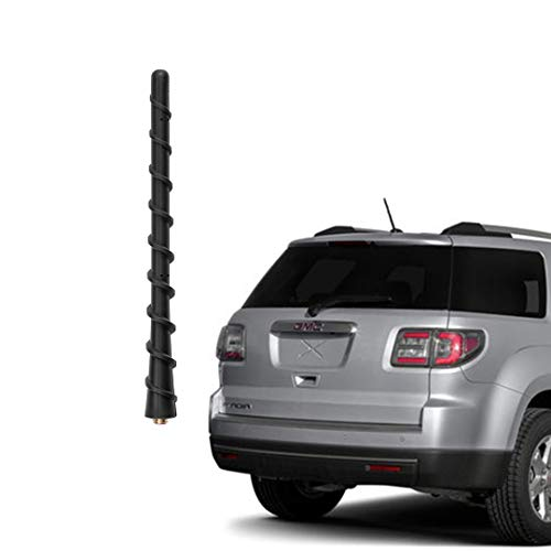 5.25 inches-Black JAPower Replacement Antenna Compatible with Buick Enclave 2016-2017