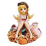 GALEI Bakemonogatari: Carácter Shinobu Oshino PVC Anime Figura de acción Juguetes Modelo del Regalo La Recuerdo Estatua Ornamento de los Artes