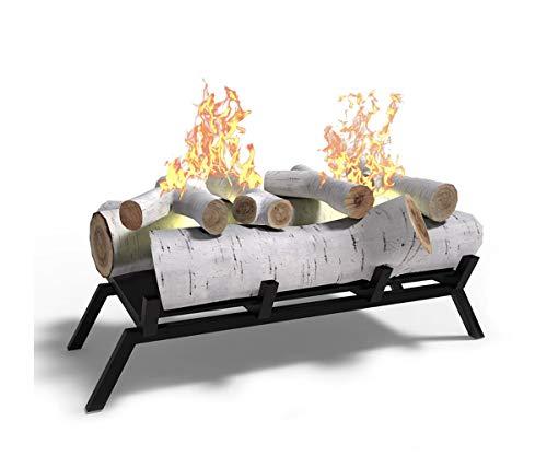 Regal Flame Elite Birch Ethanol Fireplace Log Conversion Kit