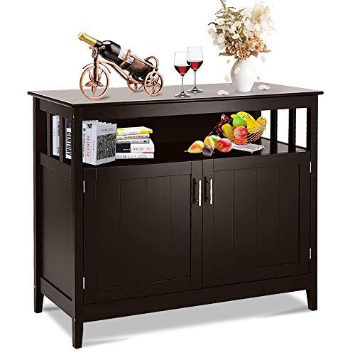 small kitchen buffet cabinet - 8