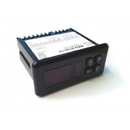 Ako d1411212V Digital Refigeration termostato controlador de temperatura